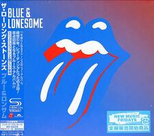 ROLLING STONES-BLUE & LONESOME-JAPAN SHM-CD F56