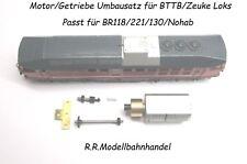Motor / Umbausatz für BR 118/221/130/NOHAB BTTB/Zeuke NEU