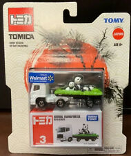 TOMICA TAKARA TOMY ANIMAL TRANSPORTER SEMI TRUCK WITH PANDAS JAPAN DIECAST VHTF
