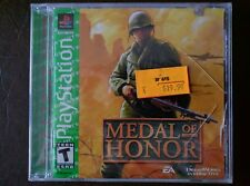 Medal of Honor (Sony PlayStation 1, 1999) PSX PS1 Brand New Sealed