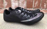 Nike Zoom Superfly Elite Size 11.5 Mens Track Spikes Black Indigo 835996-002