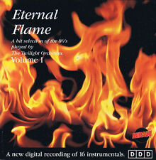 Eternal Flame a hit selection of the 80's - the twilight ORCHESTRA CD (16 track)
