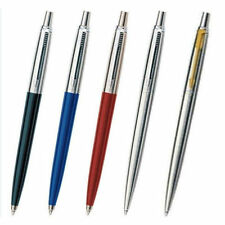 You Pick 1pcs Pen Jotter Ballpoint Pens Black / Blue / Red / Silver + Blue Ink