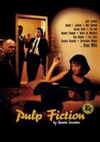 Pulp Fiction Movie POSTER 11 x 17 John Travolta, Uma Thurman, C