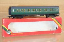 HORNBY R431 SR SOUTHERN MAUNSELL COMPOSITE COACH 1384 BOXED nt