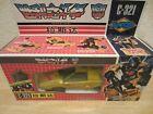 Transformers 1989 Takara G1 Generation One Victory C-321 Laster Road Caeser MISB