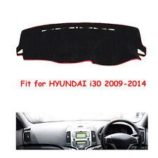Dashboard Mat Carpet For HYUNDAI i30 2007-2011 Years Car Dashmat Sun Cover Pad