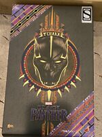 Hot Toys Black Panther T'Chaka MMS487 1/6th Scale