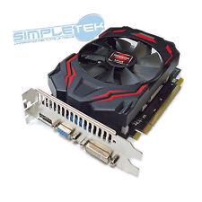 art.259 TARJETA GRÁFICA RADEON AMD R7 350 4 GB, PRODUCTO NUEVO GARANTIZADO 1 AÑO