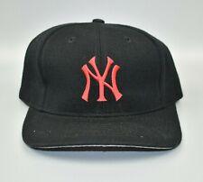 New York Yankees MLB Twins Enterprise Vintage 90's Snapback Cap Hat - NWT