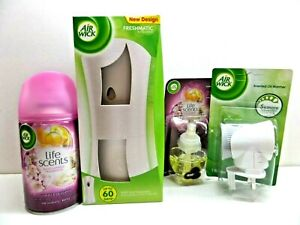 Air wick freshmatic Plus Plug in SUMMER   Delights   Collection Bargain Pack