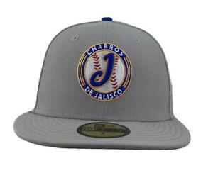 Charros de Jalisco New Era 59FIFTY fitted hat,cap Mexican Pacific League/LMP