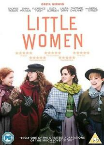 Little Women DVD (2019)