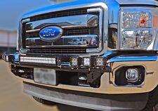FITS 2017 Ford 6.7L Diesel N-FAB  LIGHT BAR MULTI-MOUNT SYSTEM TEXTURED BLACK..