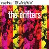 *NEW* CD Album The Drifters - Rockin' & Driftin' (Mini LP Style Card Case)