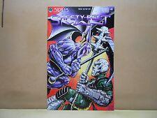 Sicherheitsgurt Mann Vol. 1 #6 6 1994 Sirius HNO. Robb und Dunkeln eine reife Rea