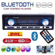 Autoradio KFZ Radio Bluetooth SD/USB/MP3/WMA/AUX 4-Kanal Mp3 Player Head Unit