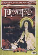 DVD - Teresa De Jesus NEW Coleccion Peliculas Inolvidables FAST SHIPPING !