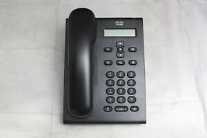 *Fully Refurbished* Cisco CP-3905 UC Unified SIP Office Desk Phone