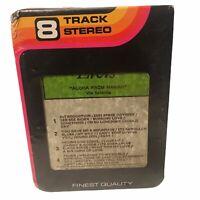 Elvis Presley ALOHA FROM HAWAII Via Satellite 8 Track Tape  Slip Case Super Rare