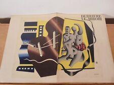 Derrière Le Miroir Revue Art Moderne XX Fernand Léger n°79/80/81 Maeght Edition