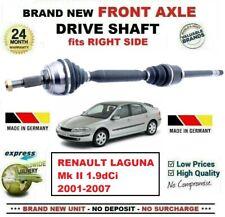 Spidan Antriebswelle Vorne Rechts für Renault Laguna II Grandtour II 22333