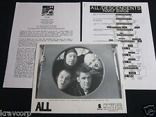 ALL 'PROBLEMATIC' 2000 PRESS KIT--PHOTO