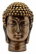 "Ebros Gift Small Talisman Buddha Gautama Head Figurine 2"" Tall Collectible"