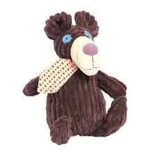 Peluches et doudous ours en velours pour bébé