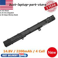 A31N1319 Battery for Asus X551 X551C X551CA X551M X551MA X551MAV-RCLN06 lot