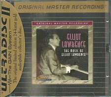 Lawrence, Elliot The Music of Elliot Lawrence MFSL GOLD CD Neu OVP Sealed mit J-