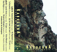 Kabogana: Andean Music cassette World Central and South American (RARE!)