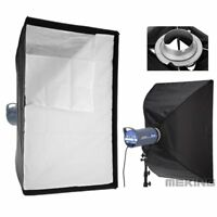 80x120cm 32x48in Umbrella Softbox W/ Bowens Mount For Studio Strobe Light Flash