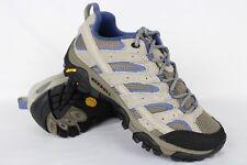 New Merrell Women's Moab 2 Vent Hiking Trail 8.5 Wide Aluminum Marlin J06018W