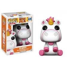 Funko Pop 13428 Vinyl Despicable Me 3 Fluffy Figure