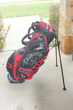 Calloway Golf Bag and Calloway towel