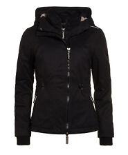 Superdry Microfibre Boxy Snorkle Windcheater chaquetas M-black