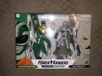 Mighty Morphin Power Rangers Lightning Collection Green Ranger & Putty NEW