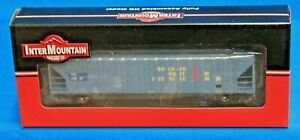 HO Scale - INTERMOUNTAIN 472292-03 COTTON BELT - SSW 4785 CF Covered Hopper Car