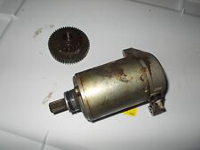 1998 Yamaha Kodiak 400 4X4 Starter Starting Motor Drive Reduction Gear