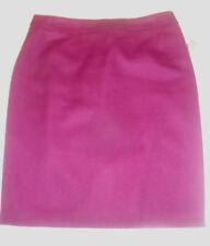 Ladies Apt. 9 Magenta Purple Inner Lined Straight Career Skirt Size 8