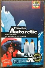 Mission Antarctic Adventure Board Game by Bioviva 7 Eco-friendly P&pinc