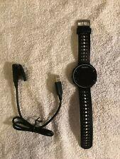 Garmin Forerunner 230 Runner Smart GPS Black Wristwatch with Charger