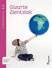 (EUS).(15).GIZARTE ZIENTZIAK 2ºLH. NUEVO. Nacional URGENTE/Internac. económico.
