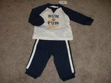 Gymboree Baby Boys Purrfect Prep Football Outfit Set Size 6-12 months NWT NEW