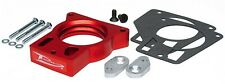 For 1996-2000 GMC C3500HD Throttle Body Spacer Red