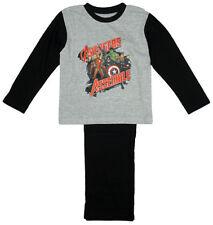 Vêtements gris Marvel pour garçon de 2 à 16 ans