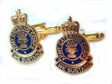 Army Catering Corps Military Cufflinks