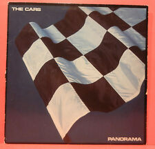 THE CARS PANORAMA LP 1980 NEW WAVE ORIGINAL PRESS GREAT COND! VG++/VG+!!D