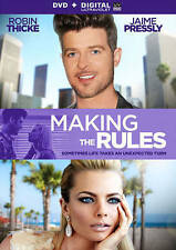 Making the Rules (DVD 2014) Jaime Pressly, Steve Agee, Tygh Runyan, Robin Thicke